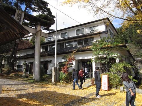 手打ちそば・くるまや外観 2011年11月12日 by Poran111