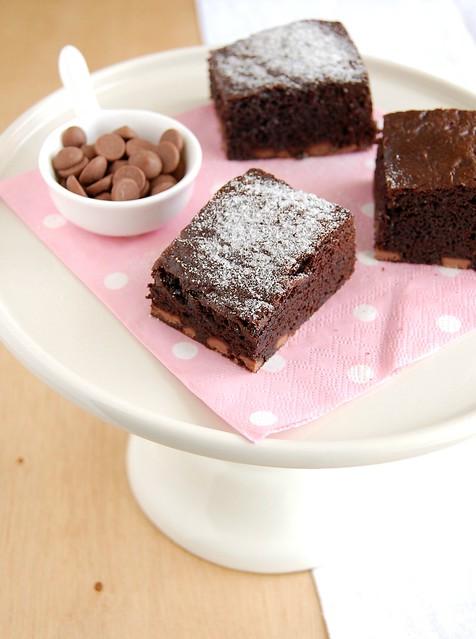 Nigella's everyday brownies