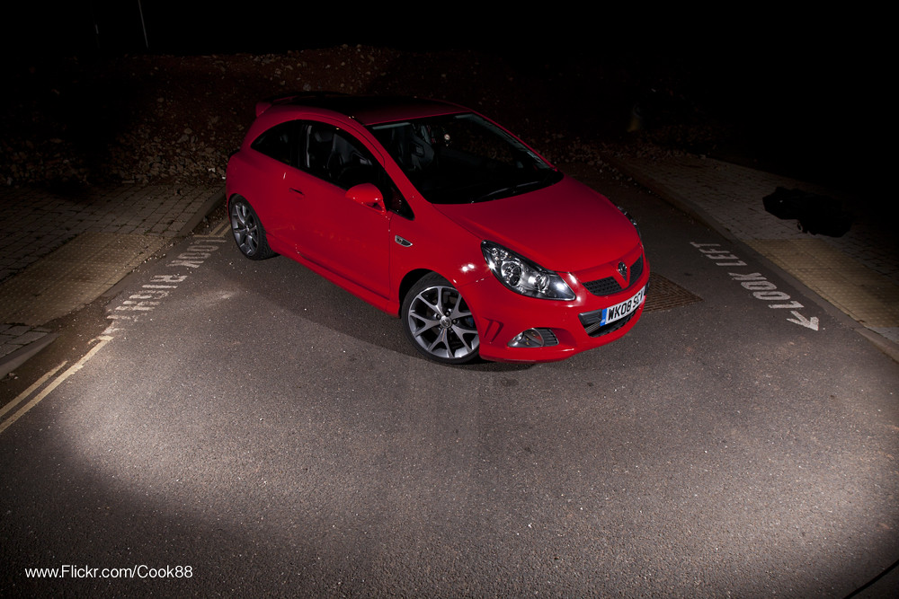 Vauxhall Corsa VXR by Cook24v, on Flickr