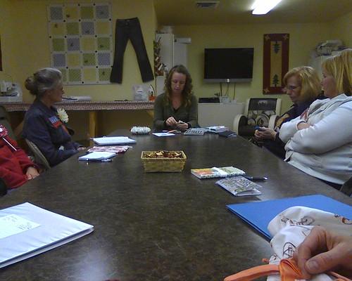 Meeting 11/10/11