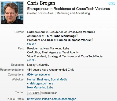 Chris Brogan | LinkedIn