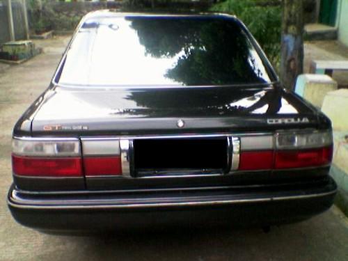 Harga Mobil Baru dan Bekas » JUAL: Toyota Corolla Twincam GT '1991