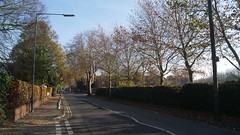 London Road in Canterbury Photo