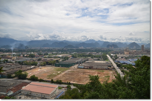 The Industrial Arm of Ipoh