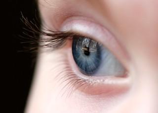 World in Her Eye