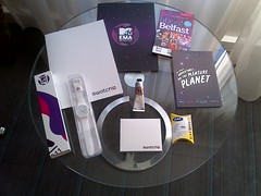 "Swatch Welcome Pack • <a style=""font-size:0.8em;"" href=""http://www.flickr.com/photos/60341780@N03/6376162963/"" target=""_blank"">View on Flickr</a>"