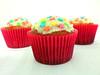 Cupcakes de Beijinho (jujudivah) Tags: cupcakes comida doces côco confeitaria beijinho minibolos estrelhinhascupcakesminibolosdocesgastronomiaconfeitariacomida