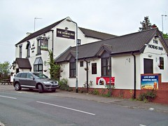 1 Pubs - The Horns Inn, Slitting Mill, Rugeley (robertknight16) Tags: pubs rugeley localpubs