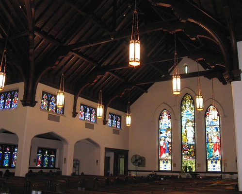Redeemer Lutheran Church - Interior