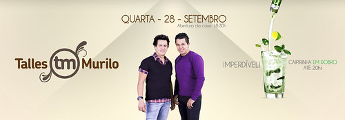 Banner - Talles & Murilo by chambe.com.br