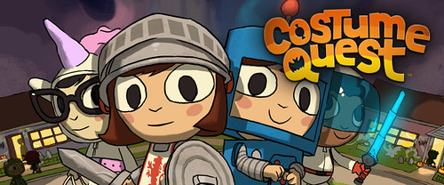 'Heads-Up' PlayStation Plus Update - 5th October 2011 - costume quest