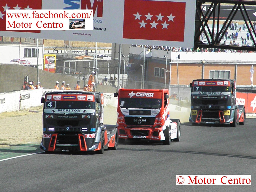 GP Camión de España 2011