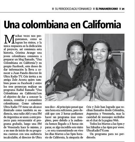 Periodico El Panamericano