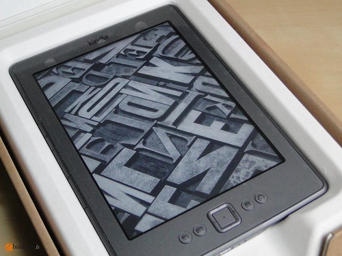 Kindle box