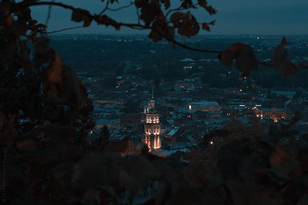Вечір старого міста © 2011 Alex Nedoviziy
