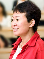 Dr. Virginia Cha, Chief Research, ISS-NUS
