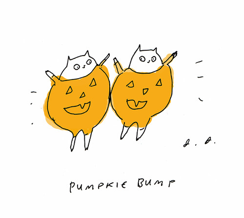 pumpkie bump