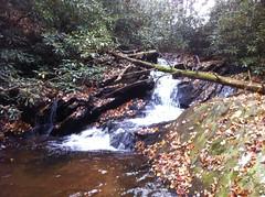 Falls on Rock Creek 2