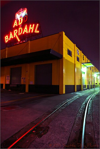 Big Yellow Bardahl in Ballard