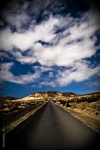 Carretera hacia el cielo, pero antes una montañita, jiji
