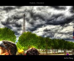 Day 250/365 Eiffel Tower