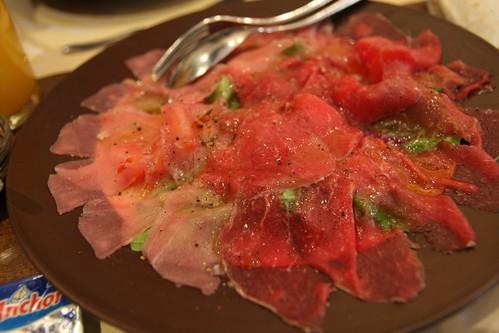 意大利厨房好出名的一道菜