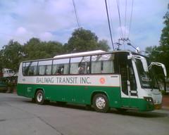 Baliwag Transit Inc. 1109 (Hari ng Sablay oprtd by Bus Ticket Collector ) Tags: bus pub hino bti balintawak baliwagtransitinc grandecho