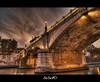 Ponte Mazzini #2, Rome (SIsifo73) Tags: travel bridge sunset italy rome roma clouds river italia tramonto nuvole sony fiume ponte tiber tevere lamps viaggio hdr lampioni a100 pontemazzini photomatixpro mygearandme viveza2 mygearandmepremium mygearandmebronze mygearandmesilver mygearandmegold dblringexcellence tplringexcellence artistoftheyearlevel3 musictomyeyeslevel1 sisifo73 flickrstruereflection1 flickrstruereflection2 flickrstruereflection3 sisifo73photography mazzinibridge