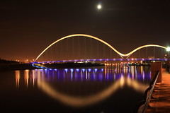 Infinity Bridge by marktherigger