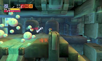 Cave Story 3D - Labyrinth 21