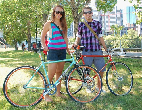 Bow River Flow  2011 - Holly & Greg