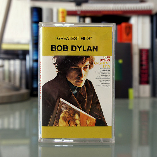 bob dylan : greatest hits by japanese forms