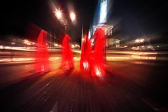 Wchter der Zeit - Timeguards (Belze83) Tags: longexposure berlin germany festivaloflights langzeitbelichtung 2011 ef2470f28l wchterderzeit 5dmkii belze83