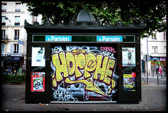 By HORFE (Thias (-)) Tags: terrain streetart paris wall painting graffiti mural spray urbanart painter kiosque graff aerosol flop bombing spraycanart throwup ambiance pgc thias vandale horfe photograff frenchgraff photograffcollectif