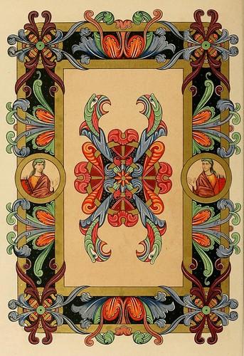 016-Pagina adornada-Les évangiles des dimanches et fêtes de l'année –Vol 2- 1864- Leon Curmer