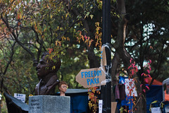 Freedom Park (ScreenBlog (Danimator)) Tags: toronto protest occupy torontoprotest occupytoronto