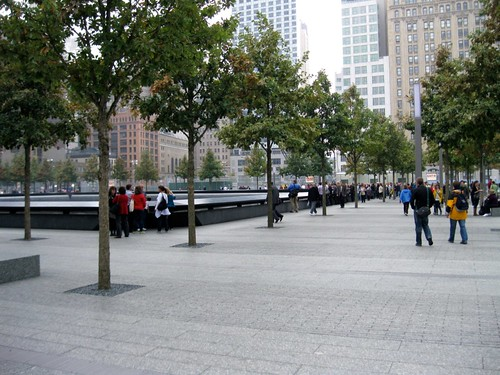 National September 11th Memorial