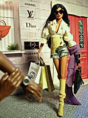 CHALLENGE 3 (dollsalive) Tags: mostfavorited cotc fr2 fashionroyalty dolldiorama rareappealdominique