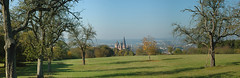 "Best view from Limburg's ""backside"" (Rob de Hero) Tags: river germany deutschland cathedral dom hometown fluss lahn limburg heimatstadt panormama greifenberg georgsdom saintgeorgescathedral"