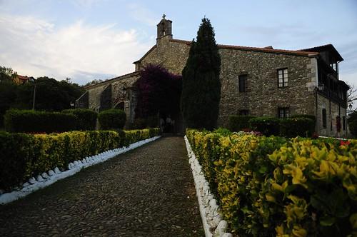 Santuario de la Barquera - San Vicente de la Barquera - Cantabria