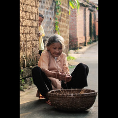 Vietnam 92 years old Mother (Đạt Lê) Tags: