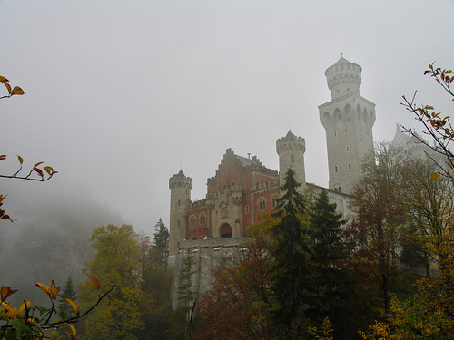 German Fairytale Castle