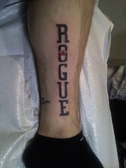 Rogue Tattoo (Rogue Ales) Tags: tattoo ink rogue rogueales deadguy roguebrewery beertattoos