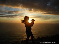 Puesta de sol desde O Facho (Rodeiramar2A) Tags: puestadesol cabohome ofacho