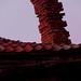 Broken chimney...