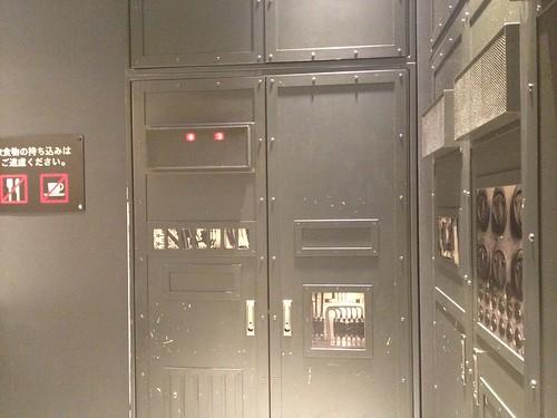 電源制御室