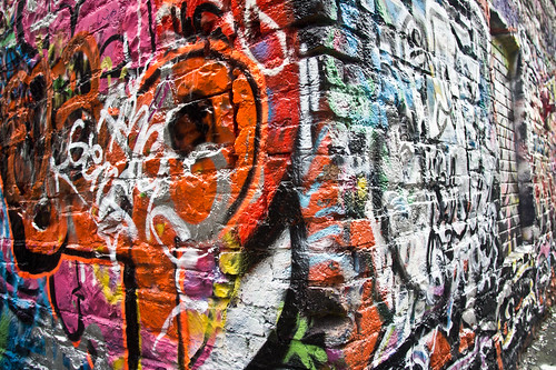 Graffiti - Windmill Lane