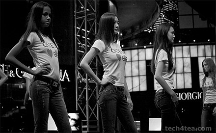 Aspiring models who made it to next Thursday's Singapore Finals.