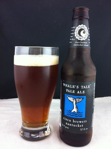6298417799 e66cc92762 Cisco Brewers   Whale's Tale Pale Ale *