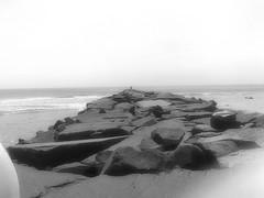 Ocean / Beach (Atish Meshram) Tags: ocean sea india white black beach photography photo asia view explore picnik atish
